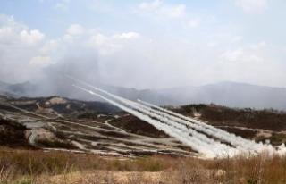 Çin'den ABD ve Güney Kore'ye THAAD çağrısı