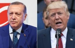 Cumhurbaşkanı Erdoğan 16-17 Mayıs'ta Trump...