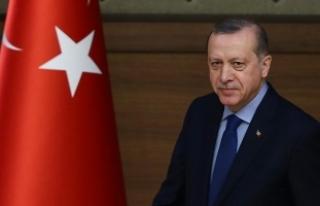 Cumhurbaşkanı Erdoğan'dan liderlere referandum...