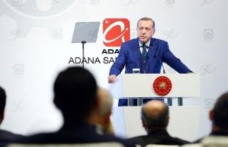 Cumhurbaşkanı Erdoğan: Katil Esed'in attığı...