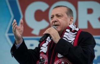 Cumhurbaşkanı Erdoğan: Kılıçdaroğlu, sen niye...