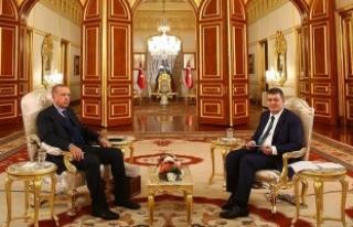 Cumhurbaşkanı Erdoğan: Trump'ın açıklamaları...