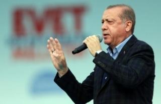 Cumhurbaşkanı Erdoğan: Tüm liderlerin özlemi...