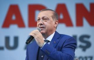 Cumhurbaşkanı Erdoğan: Türkiye kendi güvenliğini...