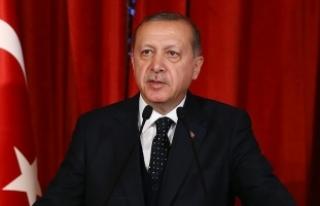 Cumhurbaşkanı Erdoğan: Türkiye'nin demokrasisinin...