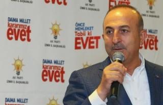 Dışişleri Bakanı Çavuşoğlu: Getireceğimiz...
