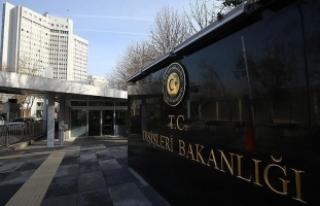 Türk Büyükelçiliği'nden Almanya'ya...