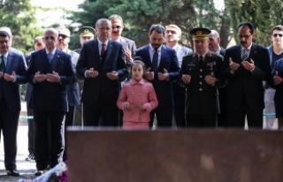 Erdoğan'dan Özal, Menderes ve Erbakan'ın...