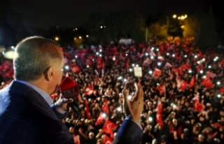 Cumhurbaşkanı Erdoğan: 16 Nisan tüm Türkiye'nin...