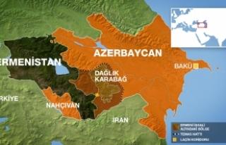Ermenistan ordusunun ateşinde iki Azerbaycanlı sivil...