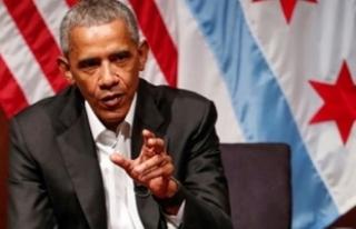 """Eski ABD Başkanı Obama: """"Yeni Görevim, Genç..."""