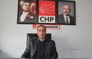 """Eski CHP İl Başkanından """"Evet"""" kampanyasına..."""