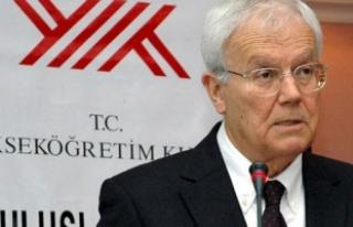 Eski YÖK Başkanı Prof. Dr. Teziç, son yolculuğuna...