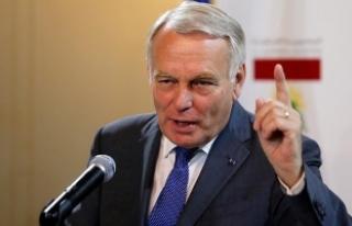 Fransa Dışişleri Bakanı Ayrault: Esed'in...