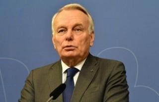 Fransa Dışişleri Bakanı Ayrault: Esed rejimine...