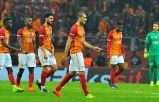 Galatasaray alev alev...