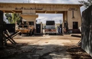 Gazze'den Mısır'a çağrı