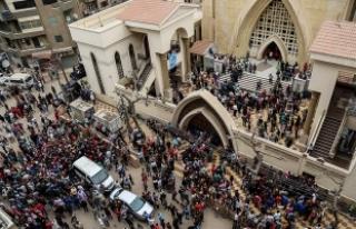 Gazze'de İçişleri Bakanlığı ile Mursi'nin...