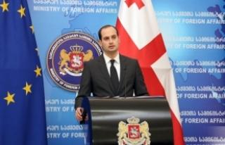 Gürcistan'dan Rusya'ya Kırım tepkisi