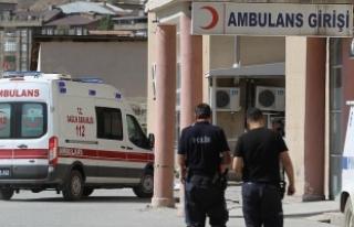 Hakkari'deki terör saldırısında yaralanan...