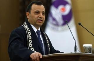 Anayasa Mahkemesi Başkanı: Halkoylamasına yüksek...