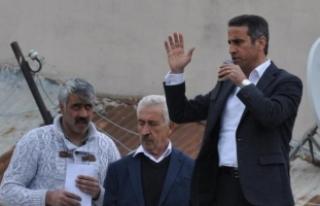 HDP'li Yıldırım: 'Hayır' dersek,...