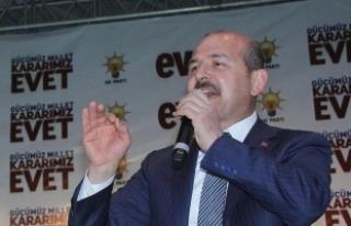 İçişleri Bakanı Soylu: İster PKK, ister FETÖ,...