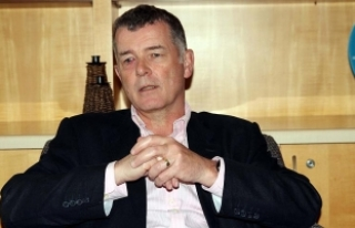 İngiltere'nin Ankara Büyükelçisi Moore: İngiltere...