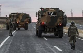 Irak sınırında terör örgütüne büyük darbe