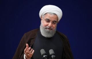İran Cumhurbaşkanı Ruhani'den ABD'ye...