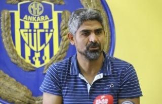 İsmet Taşdemir: Camia bizi şampiyonluğa mecbur...