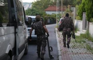 İstanbul merkezli 9 ilde organize suç örgütüne...