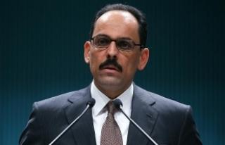Cumhurbaşkanlığı Sözcüsü Kalın: AKPM kararı,...
