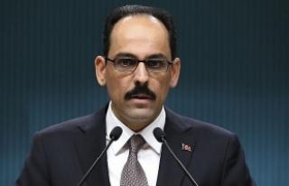 Kalın: Esad rejiminin savaş suçlarına karşı...