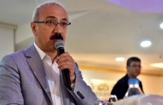 Kalkınma Bakanı Elvan: Rejimimiz dimdik ayakta