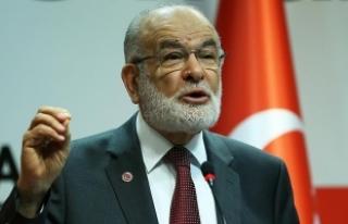 Karamollaoğlu: Bizi hukuka saygı göstermemekle...