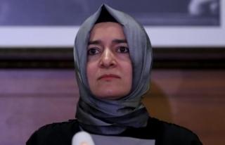 Kaya: Türkiye'de kadın istihdamı oranı yüzde...