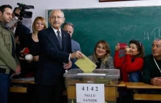 'Kılıçdaroğlu, Güroymak ve Mersin'deki...