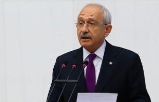 Kılıçdaroğlu özel gündemle toplanan TBMM Genel...