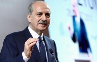 Kurtulmuş: Büyük Türkiye'den korkuyorlar...