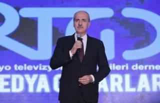 Kurtulmuş: Türkiye karşıtı odaklara karşı milli...