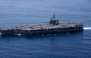Kuzey Kore'den ABD'ye 'uçak gemisini...
