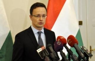 Macaristan Dışişleri Bakanı Szijjarto: Türkiye'deki...