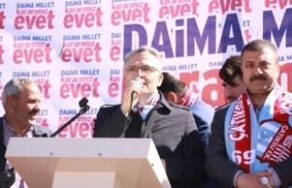 Maliye Bakanı Ağbal: Sözün tek ve son sahibi millet...