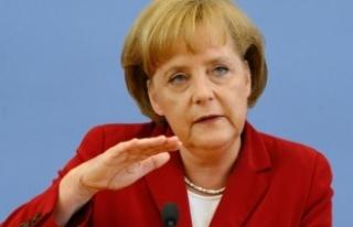 Merkel: BMGK'da karar alınamamış olması utanç...