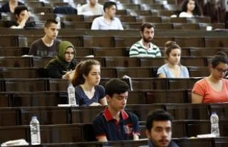 Üniversitelere ek yerleştirme istatistikleri