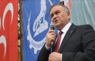 MHP'li Akçay: Sadece Ahmet Necdet Sezer bedel...