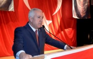 MHP'li Durmaz: Hiçbir maddede rejim değişikliği...