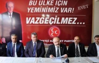 MHP'li Usta: Hükümet sistemi, rejim krizlerinin...