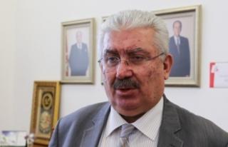 MHP'li Yalçın: Sandığa giden yola Ali Baba...
